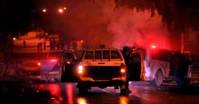 Más Arrestados Noche Ira Túnez