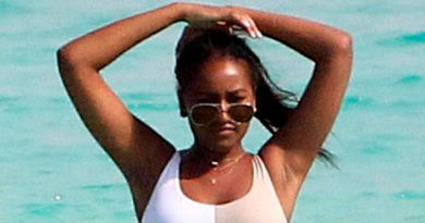 Mamá Miami Sasha Obama Cancún