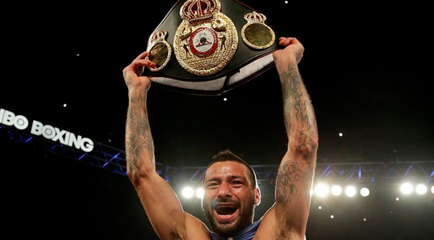 Matthysse Linares CAMPEONES