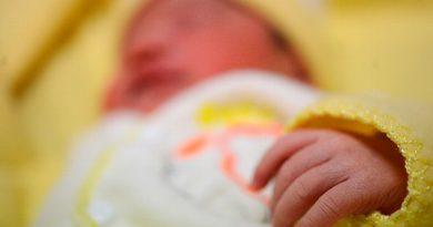 Niña Primer Bebé Nace Córdoba Orizaba