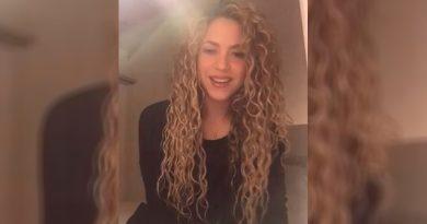 No Acudió Recibirlo Shakira Reaccionó Obtener Grammy