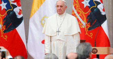 Papa Dolor Vergüenza Abusos Sexuales Iglesia Chilena
