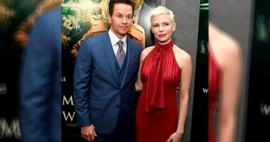 Polémica Michelle Williams Mark Wahlberg Dona