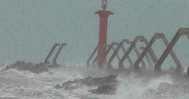 Puertos Veracruz Cerrados Navegación Frente Frío