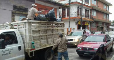 Recolectan Toneladas Basura