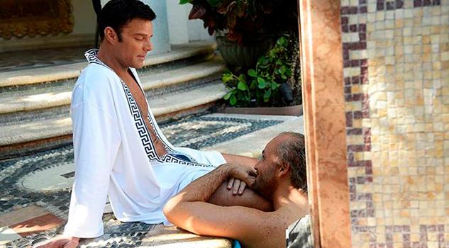 Ricky Martin Escena Hot Serie Gianni Versace