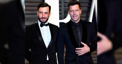 Ricky Martin Hombre Casado
