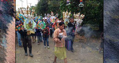 Realizan procesión en honor a San Antonio