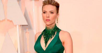 Scarlett Johanson Casarse Tercera Ocasión