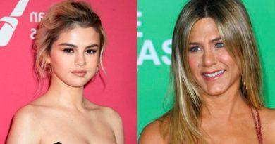 Selena Gomez Jennifer Aniston Alborotan México