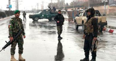 Soldados Muertos Ataque Base Militar Kabul