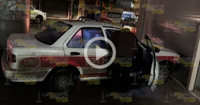 Taxi Choca Tienda Departamental