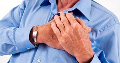 Uno Tres Veracruzanos Muere Infarto Agudo Miocardio