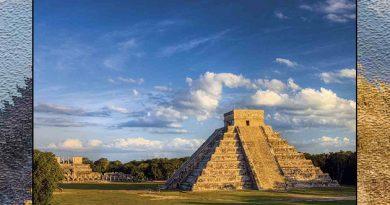 Los Misterios de la Pirámide de Chichen Itza