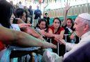 En cárcel femenil, el Papa aboga por reinserción de presos