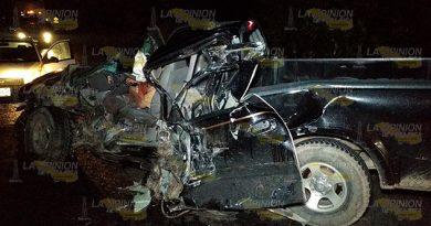 Accidente Brutal Carretera Papantla Guiterrez Zamora