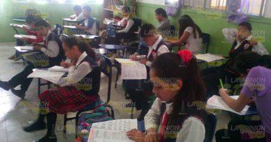 Alumnos Participan Olimpiada Conocimiento