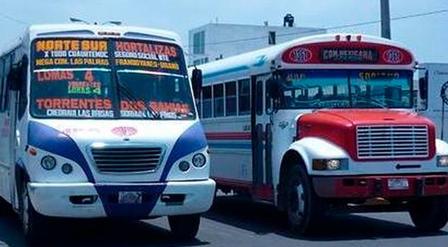 Amplían Horario Rutas Transporte Público Carnaval