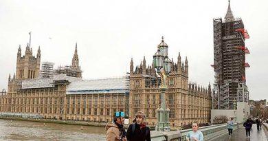 Apoyan Trasladar Sede Parlamento Británico