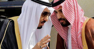 Arabia Saudí Remodela Cúpula Militar