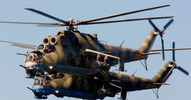 Choque Helicópteros Ejército Francés Varios Muertos