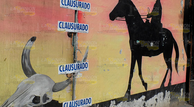 Clausuran Antros Castillo Teayo