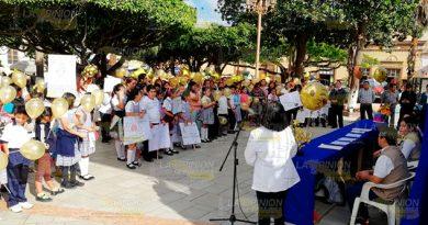Conmemoran Día Lucha Cáncer Infantil