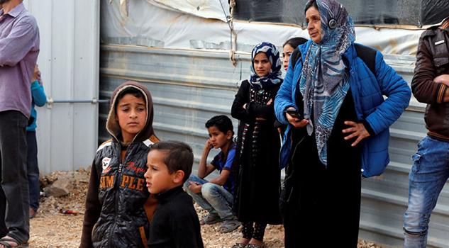 Destapan Explotación Mujeres Sirias
