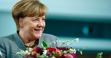Dirigentes CDU Rebelarse Liderazgo Merkel