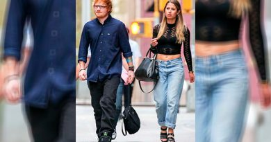 Ed Sheeran Cherry Seaborn Casaron Secreto