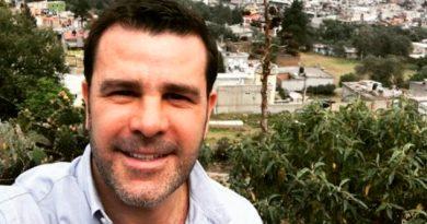 Eduardo Capetillo Candidato Pri Ocoyoacac