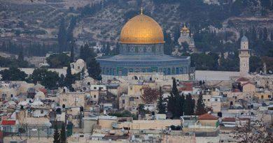 Estados Unidos Adelanta Traslado Embajada Jerusalén