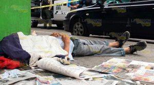 Fallece Anciano Centro Poza Rica