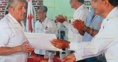 Fallece Precursos Cruz Roja Delegación Álamo
