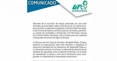 Falsa Amenaza Bomba Universidad