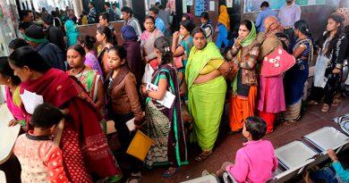 Gobierno Indio Anuncia Plan Extender Asistencia Sanitaria
