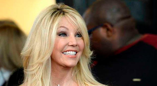 Heather Locklear Detenida Violencia Doméstica