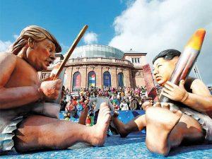 Inicio Carnaval Irreverente Alemania