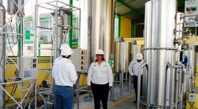Instalarán Planta Producción Etanol Veracruz
