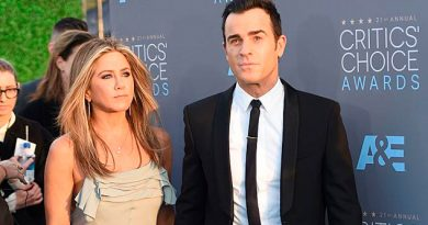 Jennifer Aniston Justin Theroux Anuncian Separación