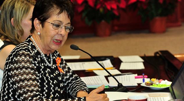 Jueza Niega Amparo Ex Secretaria Educación Veracruz