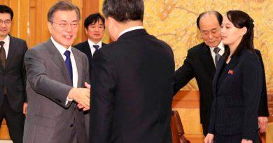 Kim Jon Un Invita Presidente Corea Sur Pyongyang