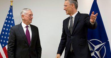 Líder OTAN Exige Europa Gasto Defensa