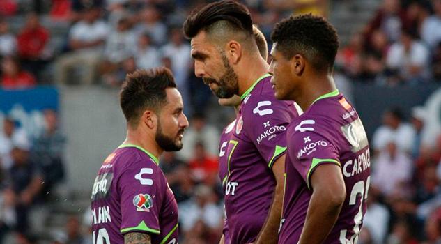 Lobos Buap Gana Hunde Querétaro Veracruz Cociente