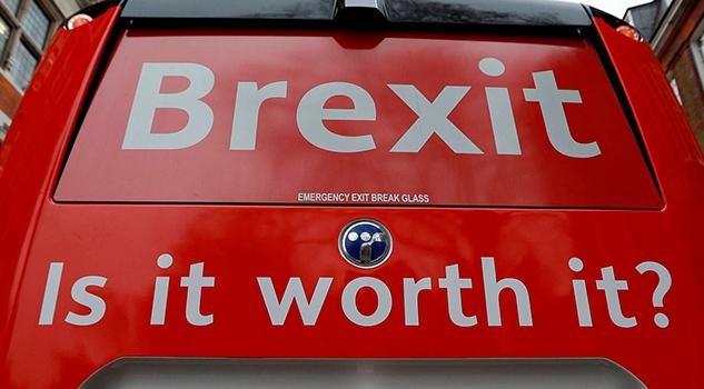 Londres Extender Transición Brexit