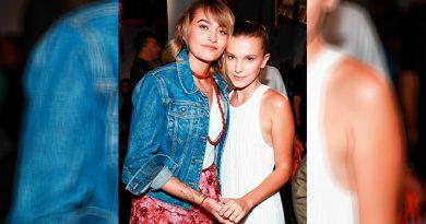 Millie Bobby Brown Paris Jackson Deslumbran Campaña Calvin Klein