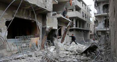 Naciones Unidas llama Cese Fuego Siria