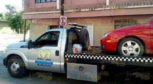 Operación Grua Zona Centro