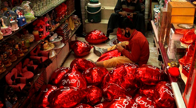 Pakistán Prohíbe Día Amor Amistad