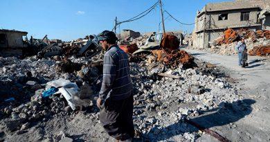 Reconstrucción Irak Prueba Estabilidad Regional